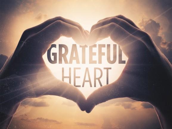 greatfull heart